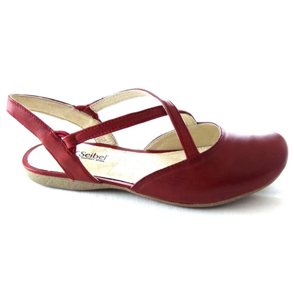 59cf4cc7f0f Josef Seibel FIONA 13 LADIES BALLERINA STYLE SHOE - Womens Footwear ...