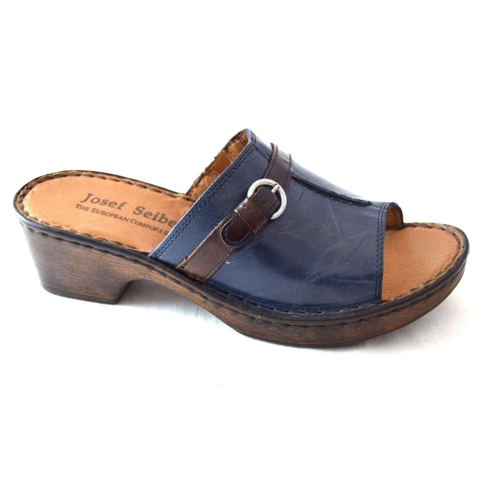 special for shoe low price sale price reduced Josef Seibel REBECCA 21 LADIES MULE SANDAL - Womens Footwear from ...