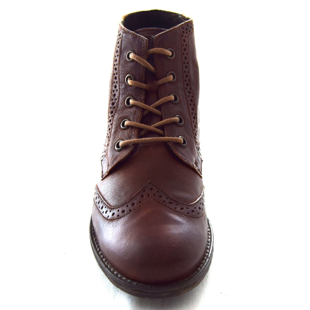 cf421736ee9 SIENNA 15 LADIES CASUAL LACE UP BOOT