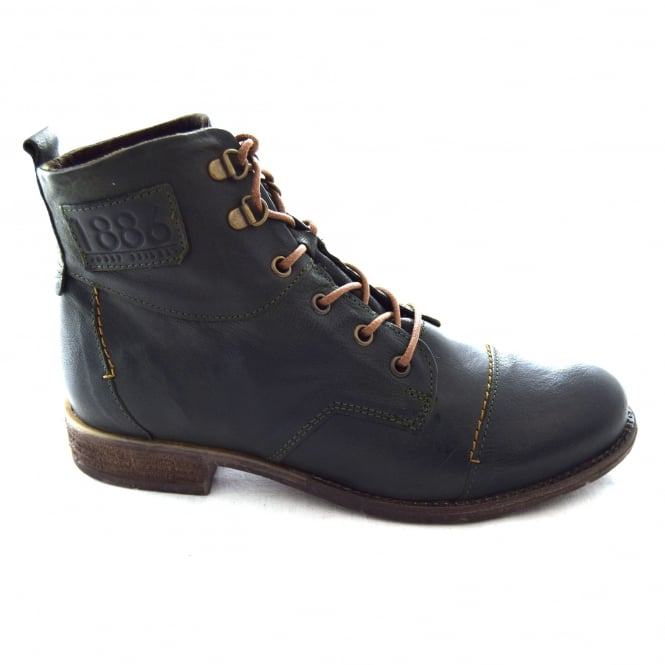 Josef Seibel SIENNA 17 LADIES LACE UP ANKLE BOOT