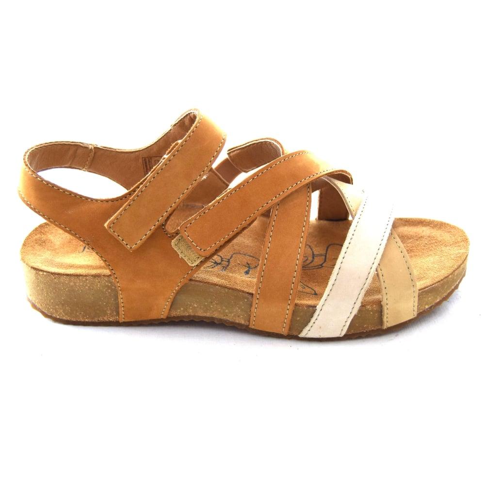Josef Seibel TONGA 37 LADIES VELCRO STRAP SANDAL - Womens Footwear ... ce2c7e53f8