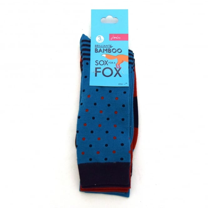 Joules BRILLIANT BAMBOO SOCKS
