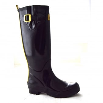FIELD WELLIES LADIES GLOSSY