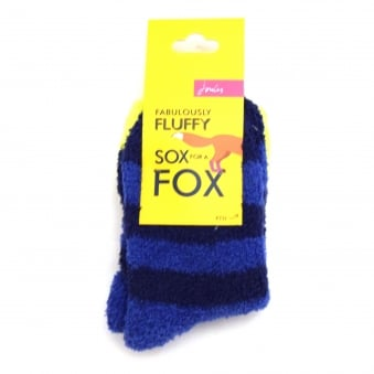 JUNIOR FLUFFY SOCKS