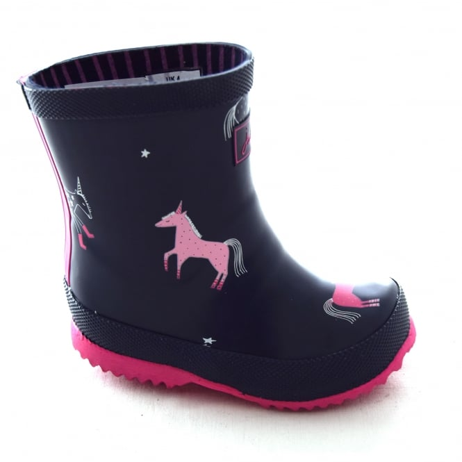 Joules KIDS' UNICORN WELLY