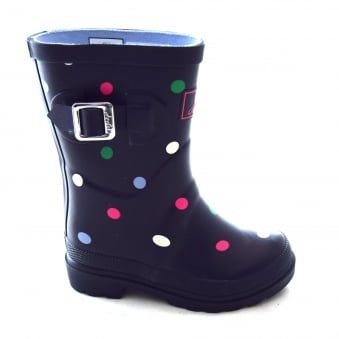 MULTI SPOT GIRLS WELLY
