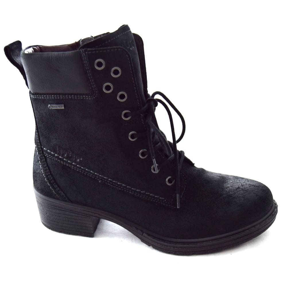 Legero Lois Ladies Stylish Walking Boot Womens Footwear From Wj