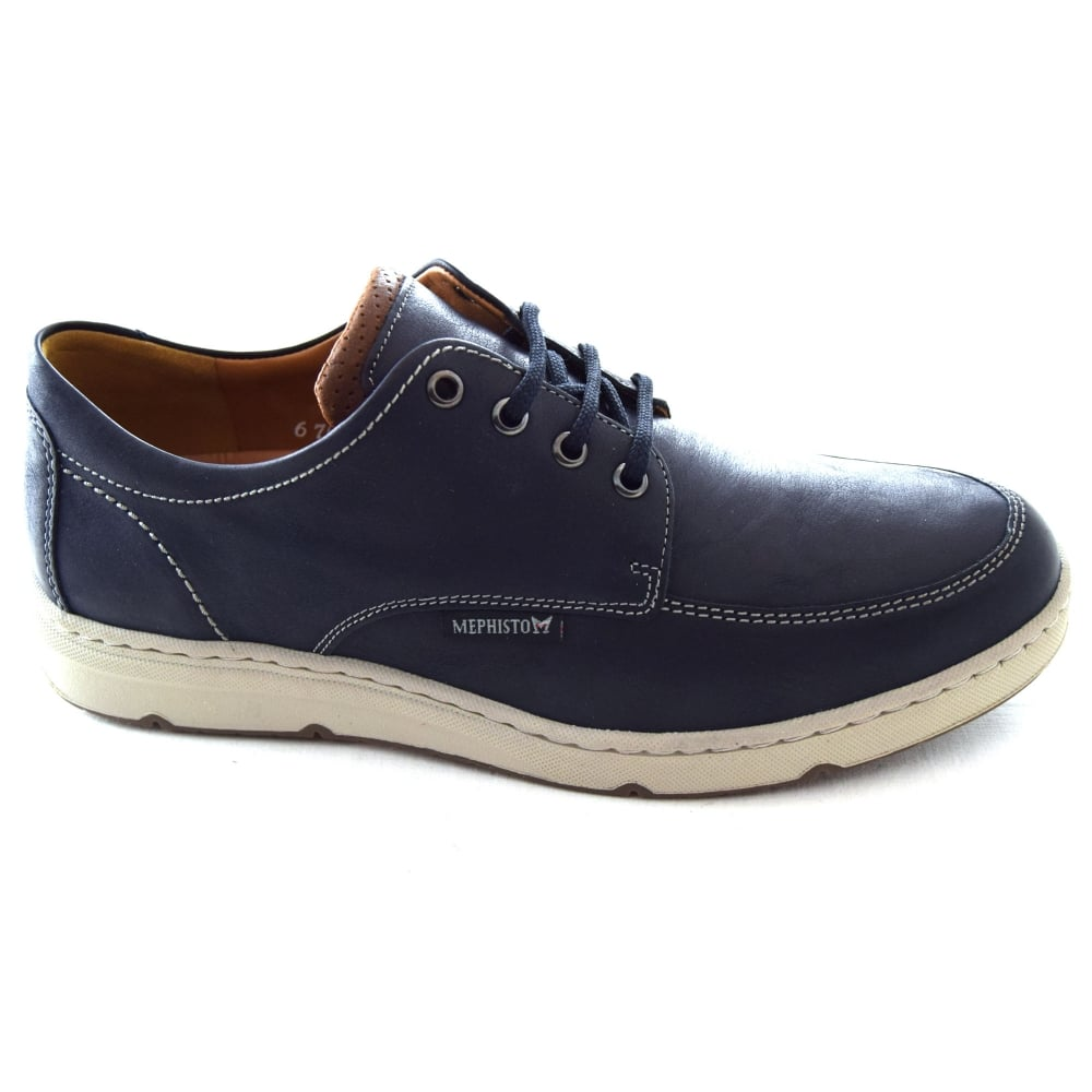 Mephisto Wide Fit Mens Shoes