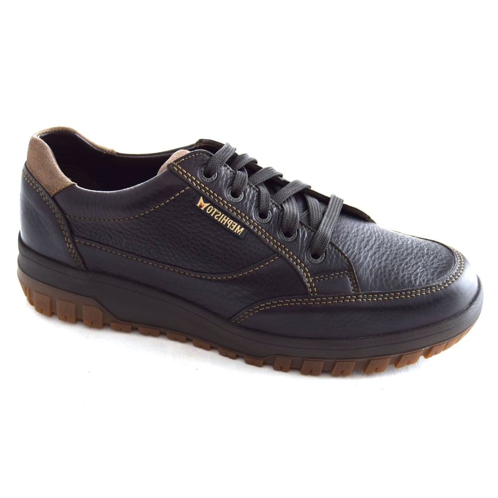 Mephisto PACO MENS CASUAL WATERPROOF SHOE - Mens Footwear from WJ ... e6a5cf1a2f7f