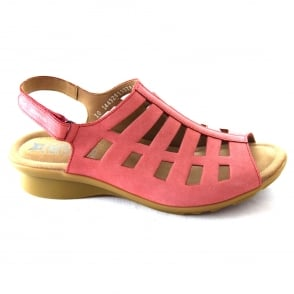 a9e342a2a50 Mephisto JODIE LADIES WEDGE SANDAL - Womens Footwear from WJ French ...