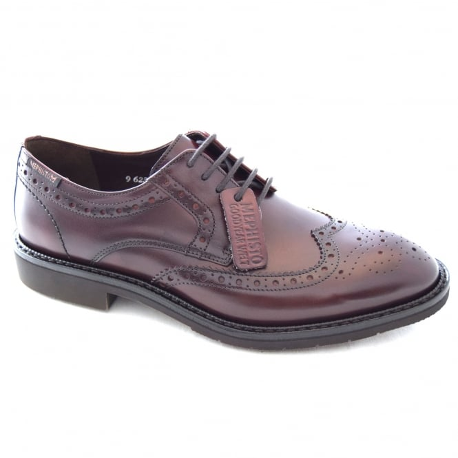 Mephisto TYRON MENS DERBY BROGUE