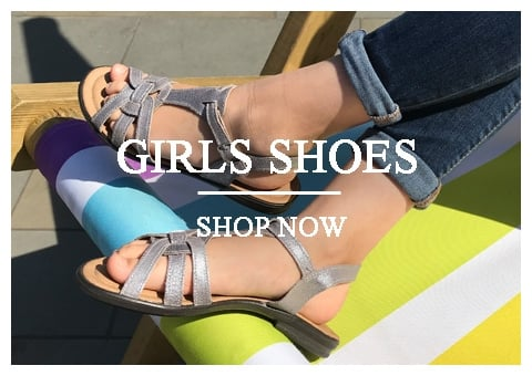 Girls shoes SS18