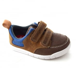 Clarks CRAZY JAY FIRST BOYS SHOE