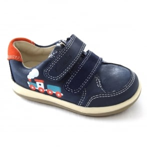 Clarks SOFTLY TOM BOYS RIPTAPE FIRST SHOES