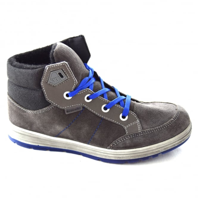 Ricosta BAJO BOYS WATERPROOF LACE-UP BOOT