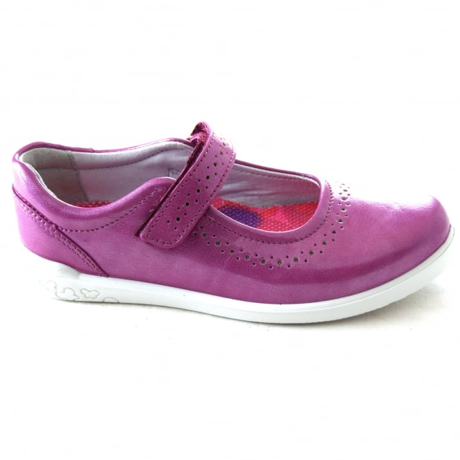 Ricosta LELIA GIRLS MARY JANE STYLE VELCRO SHOE