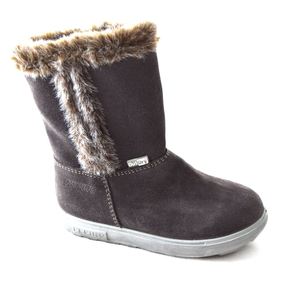 5471bb2f9c8d Ricosta USKY GIRLS WINTER BOOT - Girls Footwear from WJ French and ...