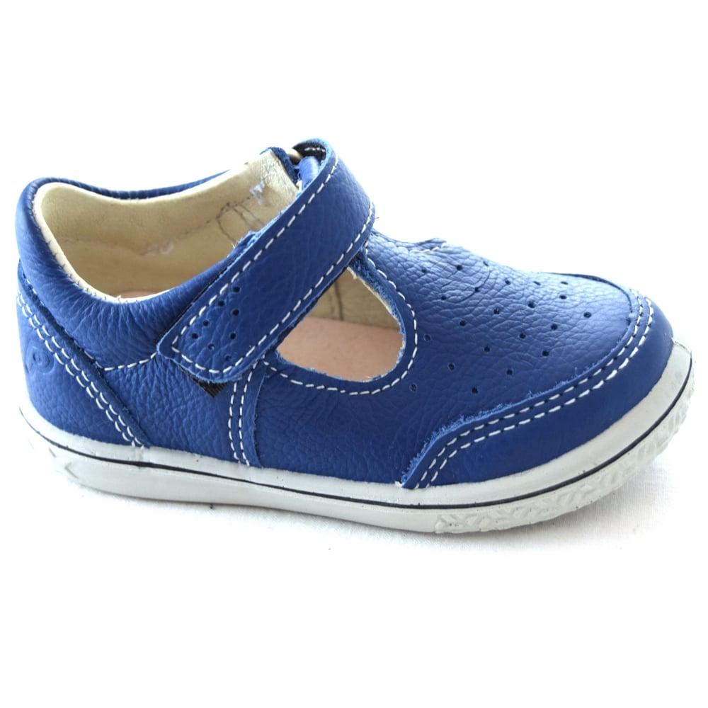 6e487b1b23 Ricosta WINNIE CHILDREN'S T-BAR SHOE - Boys Footwear from WJ French and Son  UK