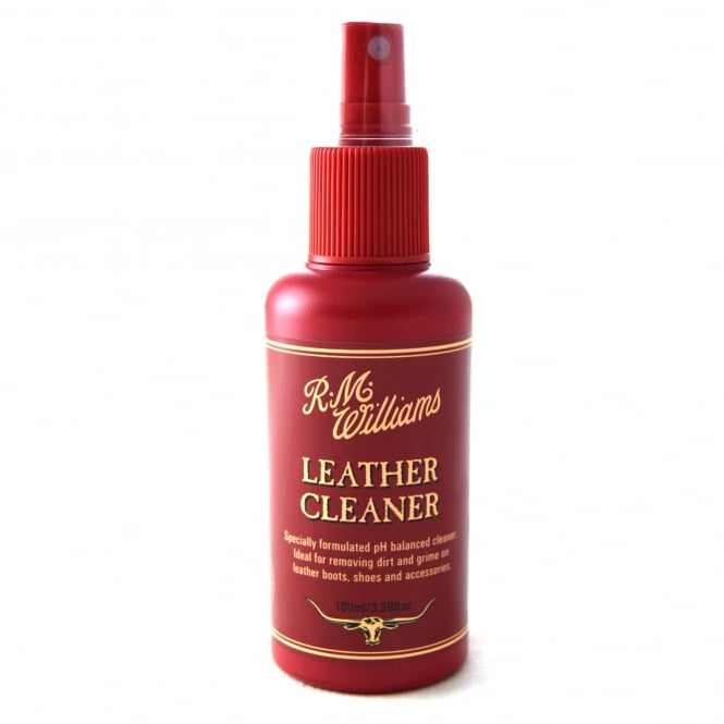 RM Williams LEATHER CLEANER