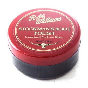 STOCKMANS BOOT POLISH