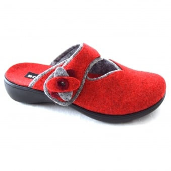IBIZA HOME 304 LADIES SLIPPER