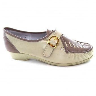 NAN MOCCASIN STYLE LADIES SHOE
