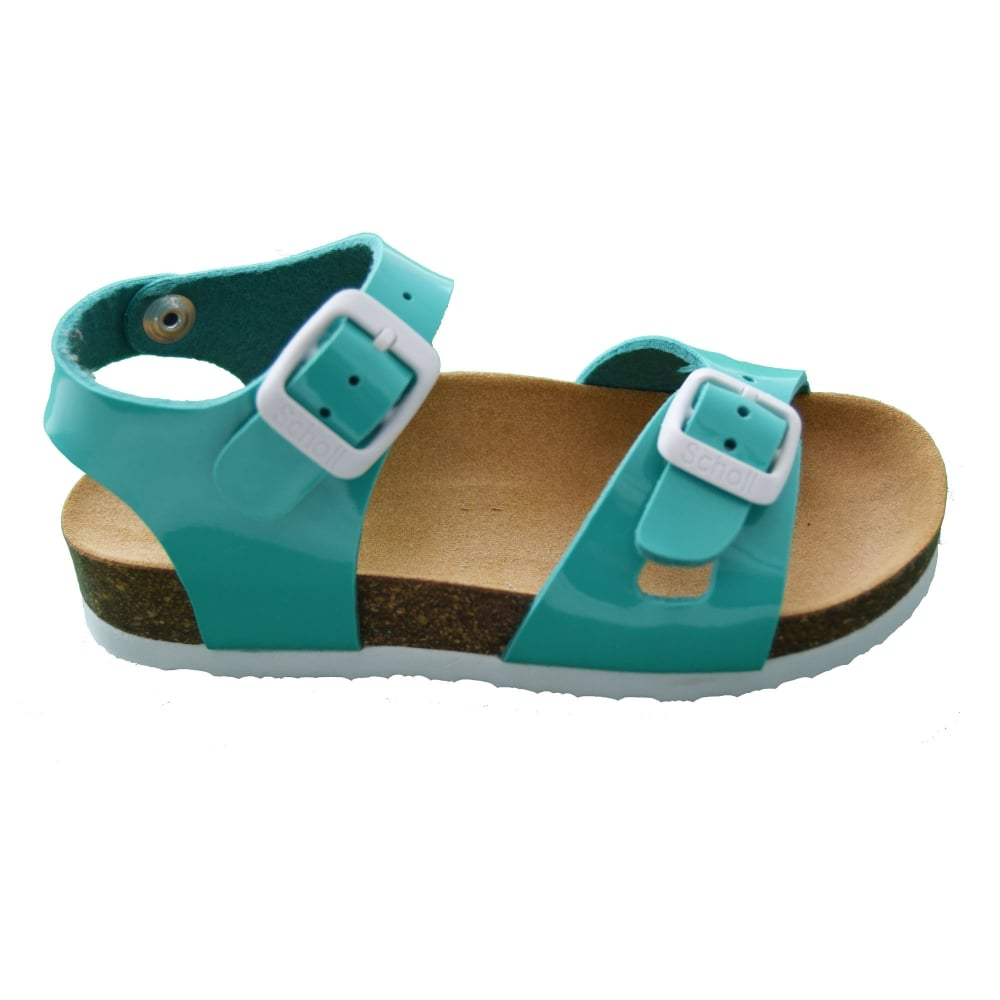 fdc51aa26254 Scholl SMYLEY KIDS SANDAL - Girls Footwear from WJ French and Son UK