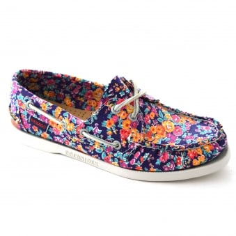 DOCKSIDES LIBERTY LADIES BOAT SHOE