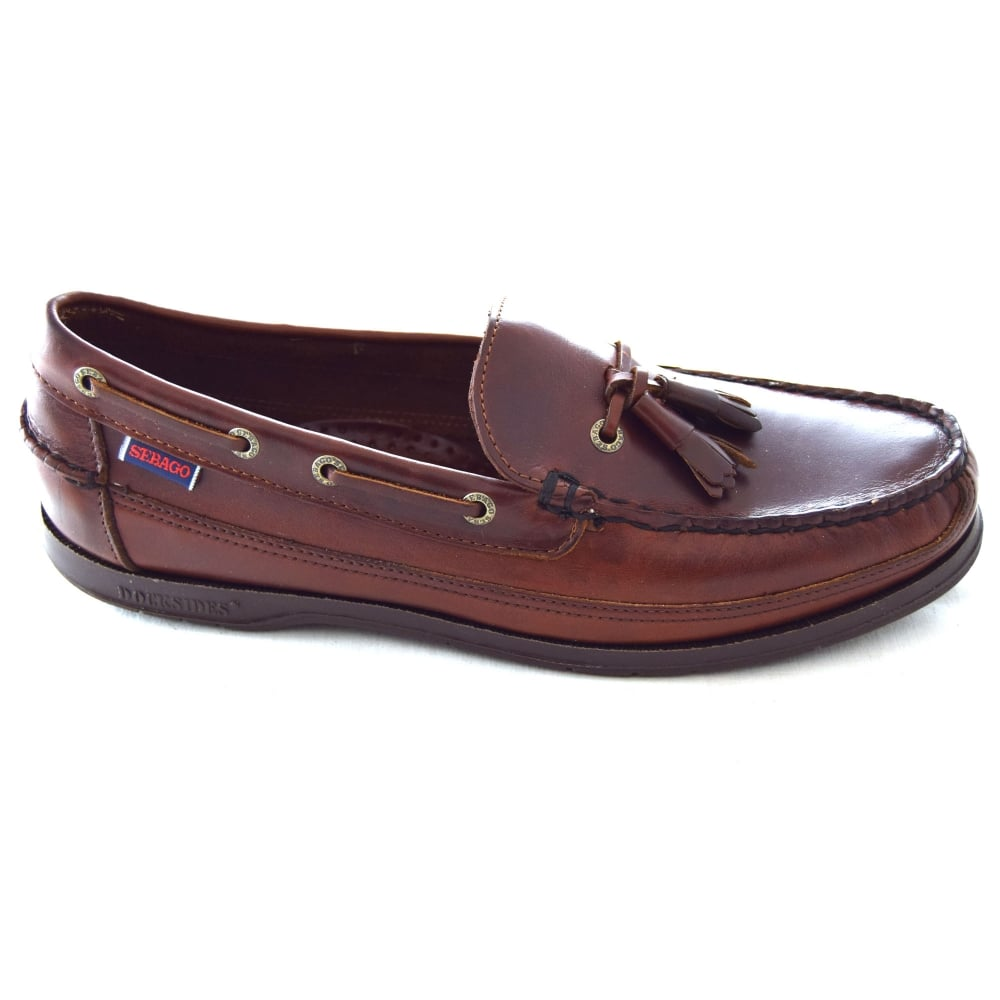 fc99ca1dd0 Sebago KETCH MEN S CLASSIC TASSEL BOAT SHOE - Mens Footwear from WJ ...