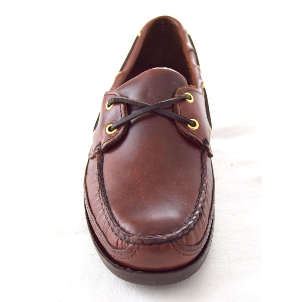 42163c93 Sebago SCHOONER MEN'S BOAT SHOE - Mens Footwear from WJ French and ...