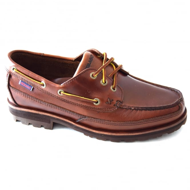 Sebago VERSHIRE 3 EYE MENS CASUAL SHOE