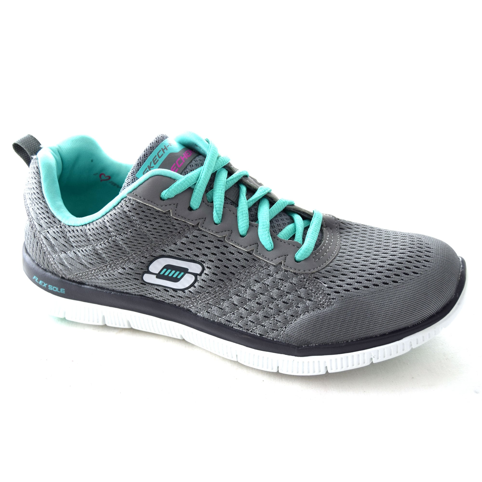 Skechers Flex Appeal Obvious Choice Trainers