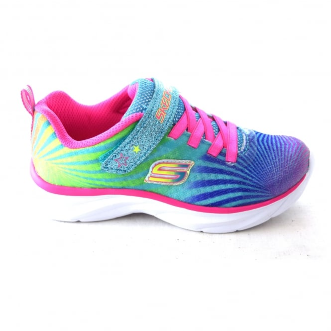 Skechers PEPSTERS - COLORBEAM GIRLS TRAINER