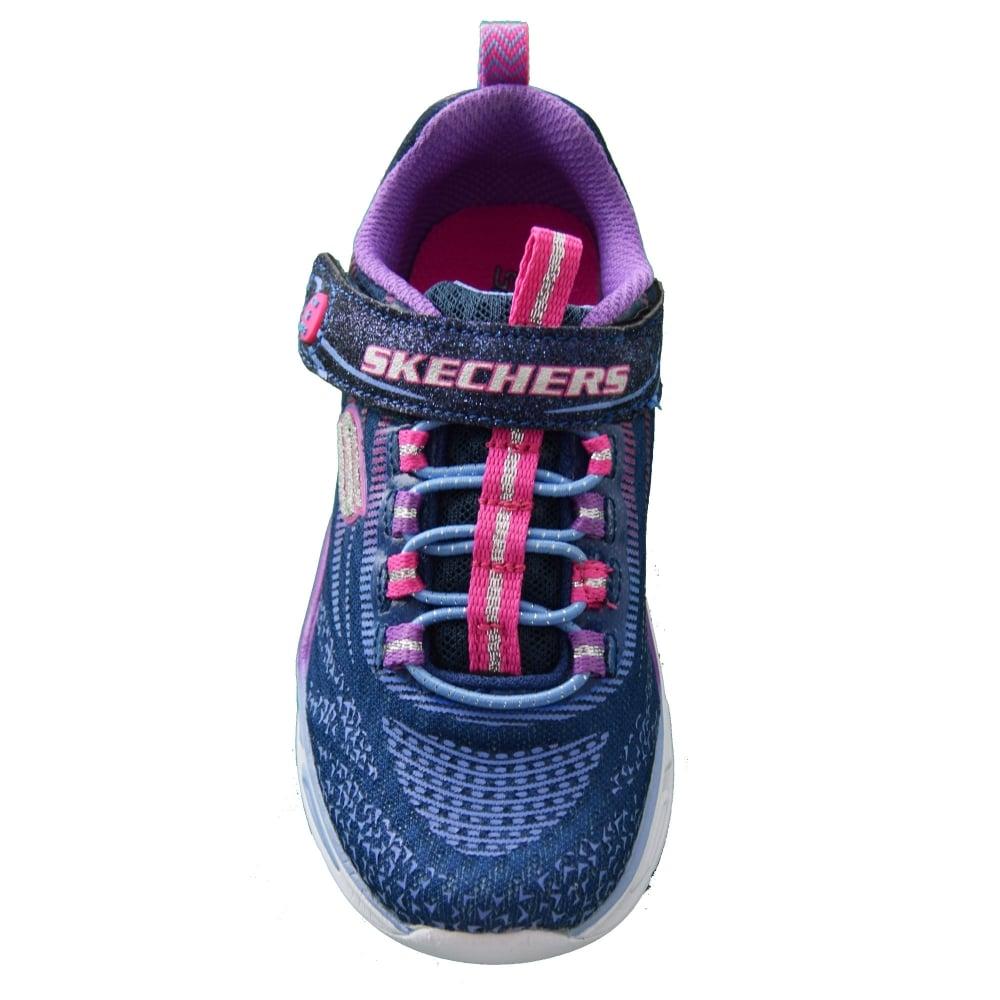 d47400f9a746 Skechers S LIGHTS  LITEBEAMS GIRLS TRAINER - Girls Footwear from WJ ...