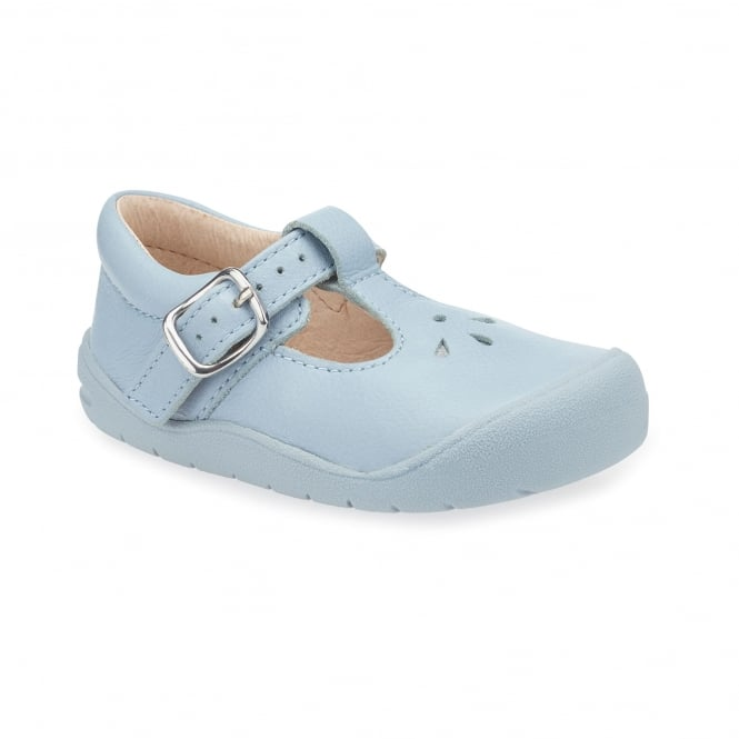 Start-Rite FIRST EVY GIRLS FIRST WALKING T-BAR SHOE