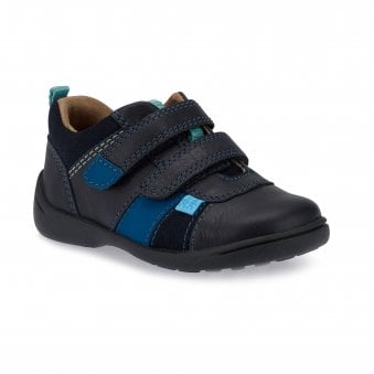 Start-rite Extrene H Fitting Size Uk 13.5 Black School Shoes Boys' Shoes Clothing, Shoes & Accessories