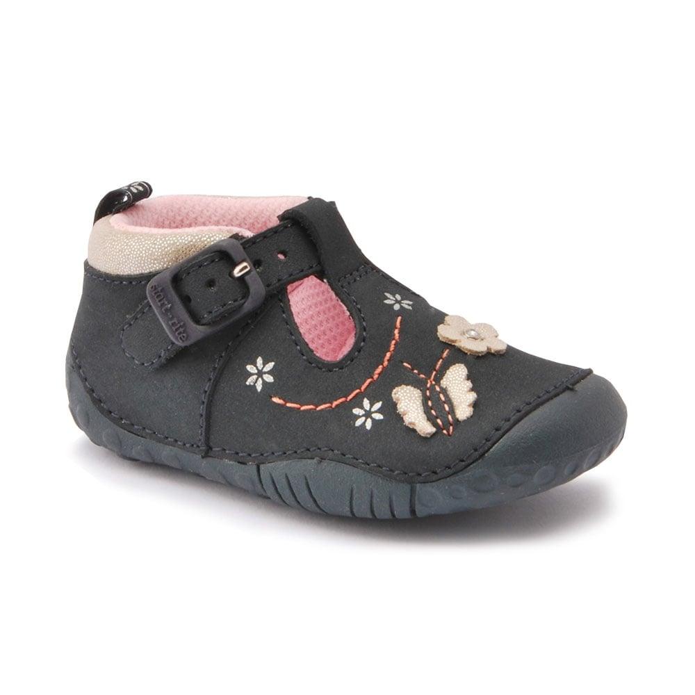 98fa5740a69ed Start-Rite MAYFLOWER GIRLS PRE-WALKING SHOE - Girls Footwear from WJ ...