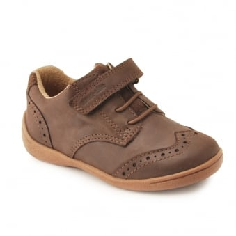 SUPER SOFT HUGO BOYS INFANT SHOE