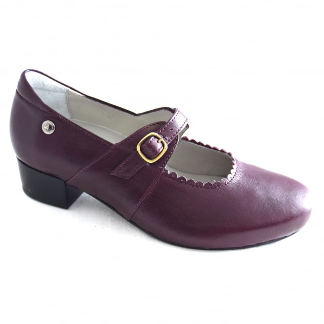 Tape INES LADIES SMART BUCKLE STRAP SHOE