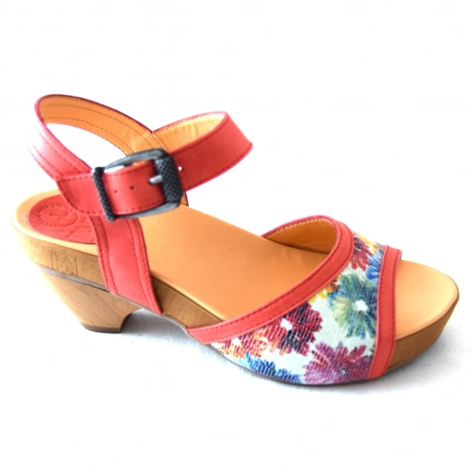 Tape VISEU LADIES FLORAL FASHION SANDAL