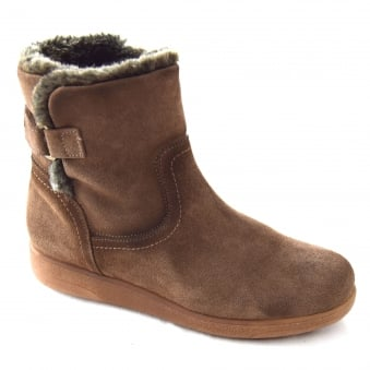 LUCCA-SF LADIES ANKLE BOOT
