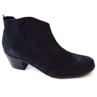 UDINE LADIES ZIP ANKLE BOOT