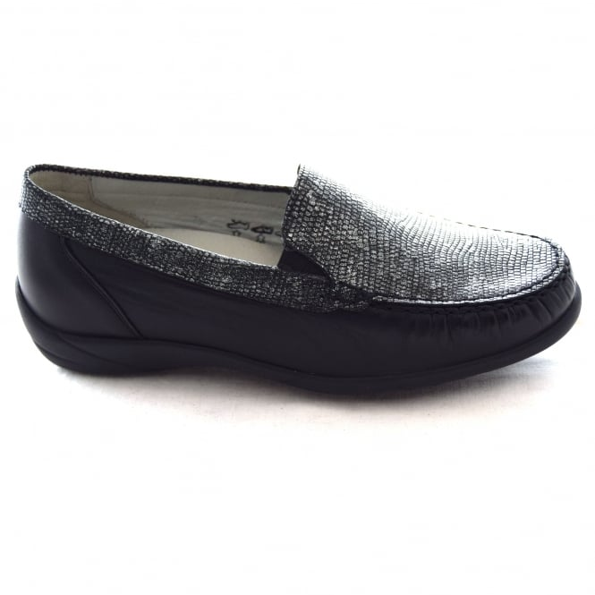 Waldlaufer HAVEN LADIES CASUAL SLIP-ON SHOE
