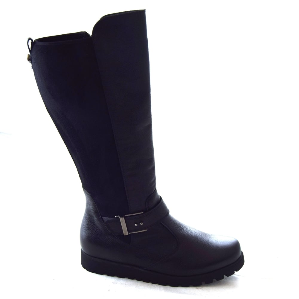 newest collection new high release info on HEGLI LADIES LONG LEG BOOT