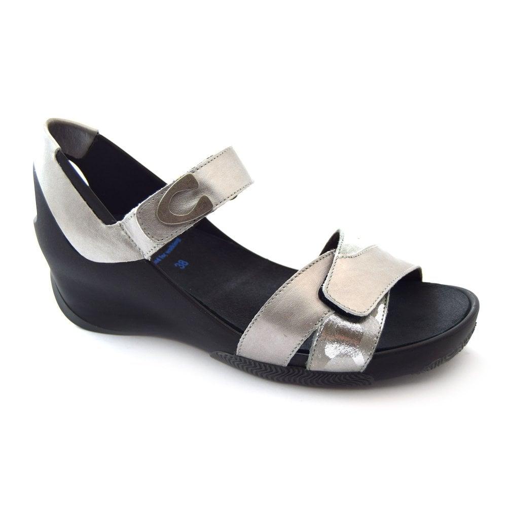 Velcro Wolky Rio 42 Ladies Modern Sandal rtsQhdC