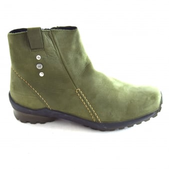 244bd9b6d7474 ZION 1735 LADIES WATERPROOF ANKLE BOOT